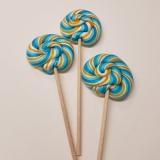 Blueberry - 3 X Mini - Lollipop